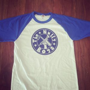 Nutty Shirt Royal Blue